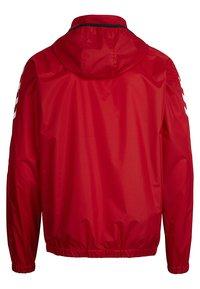 Hummel - CORE - Soft shell jacket - true red - 1