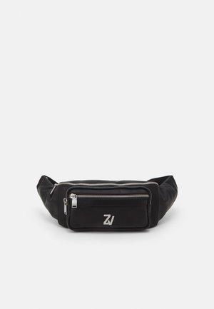JUDE BIKER UNISEX - Bum bag - noir
