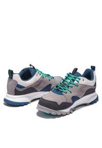 Timberland - GARRISON TRAIL WP - Walking shoes - steeple grey - 3