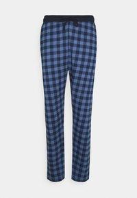 TOM TAILOR - TROUSERS - Pyžamový spodní díl - blue - 0