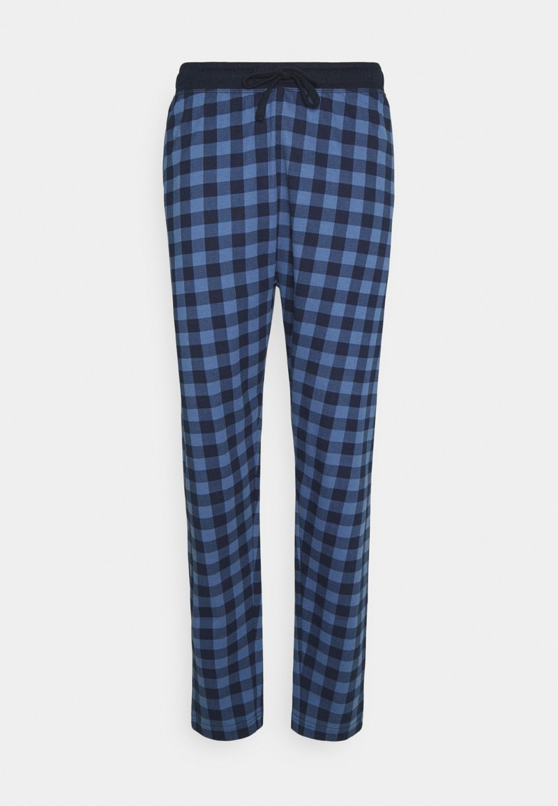 TOM TAILOR - TROUSERS - Pyžamový spodní díl - blue