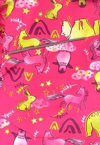 Icepeak - JIZAN UNISEX - Snowsuit - hot pink - 5