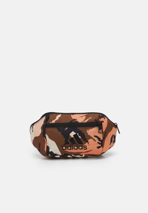 WAISTBAG UNISEX - Bæltetasker - hazy copper/wild brown/black