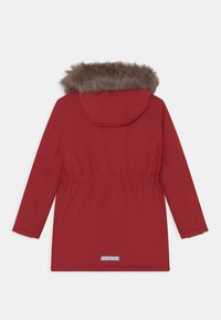 Name it - NKFMABE - Winter coat - red dahlia - 1