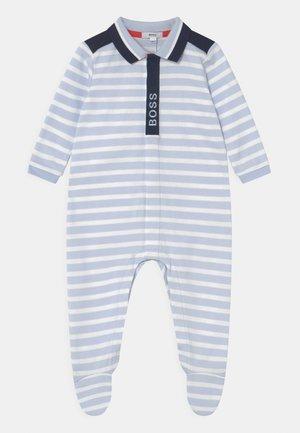 Sleep suit - pale blue