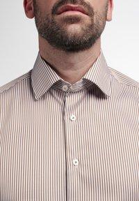 Eterna - Shirt - beige/weiss - 2