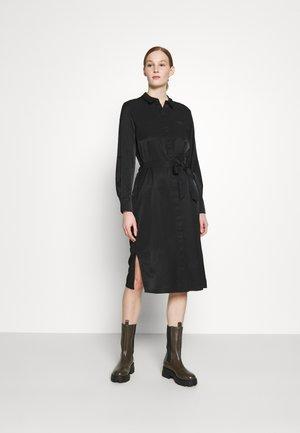 OBJEILEEN DRESS - Paitamekko - black