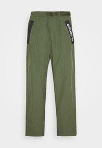 adidas Originals - TRIAL PANT - Trousers - green - 3