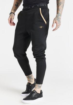 Pantaloni sportivi - black & gold