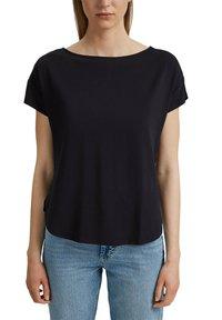 edc by Esprit - Print T-shirt - black - 3