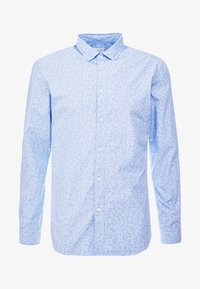 Selected Homme - SLHSLIMMARK WASHED - Formal shirt - skyway - 4