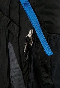 Deuter - TRANS ALPINE 30 - Hiking rucksack - black/graphite - 8
