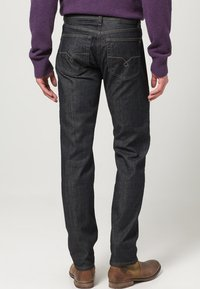 Pierre Cardin - DEAUVILLE - Straight leg jeans - rinse washed - 3