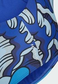 adidas Performance - AARON KAI  - Swimsuit - blue - 3