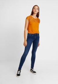 ONLY - ONLROYAL  - Jeans Skinny Fit - dark blue denim - 2