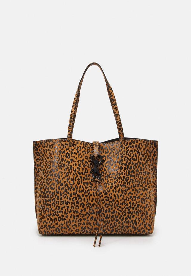 MEGAN TOTE - Shopper - brown