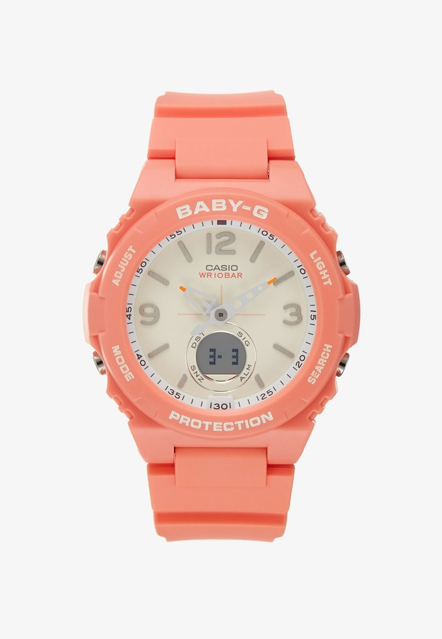 Reloj - orange