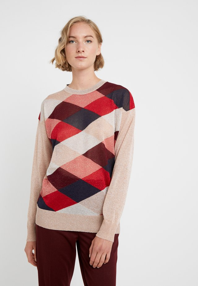 LIBRA - Pullover - red