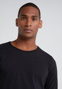 JOOP! Jeans - CARLOS - Long sleeved top - black - 4