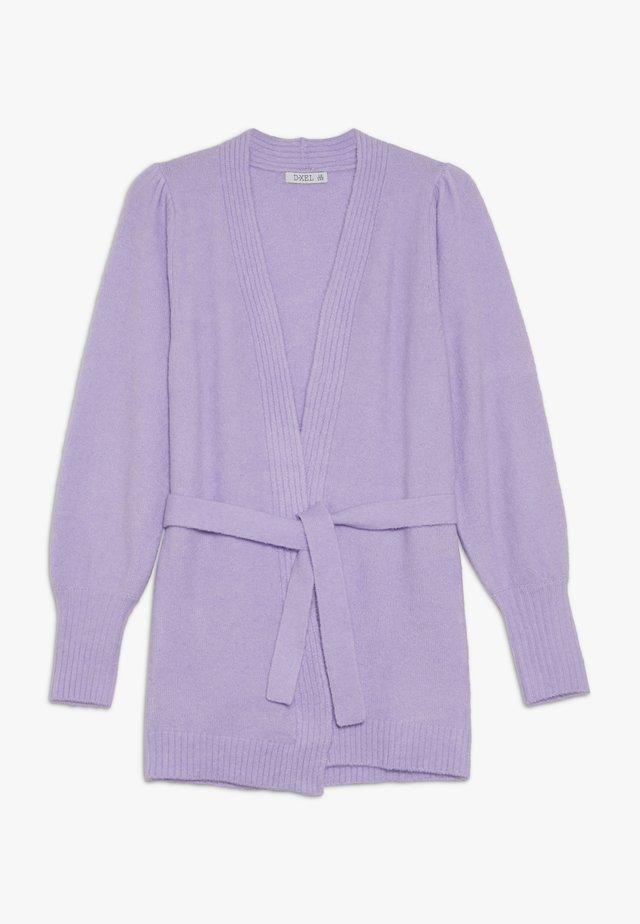 LAJKA - Cardigan - lilac breeze