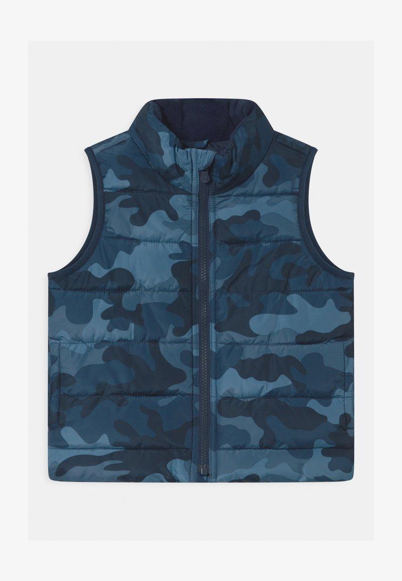 GAP - TODDLER BOY PUFFER  - Bodywarmer - blue