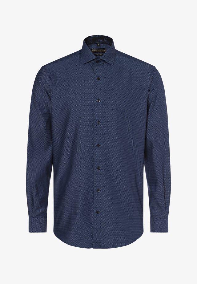 HEMD - Formal shirt - blau