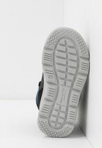 Superfit - MARS - Winter boots - schwarz/blau - 4