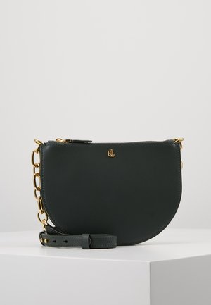 SUTTON CROSSBODY MEDIUM - Bandolera - racing green