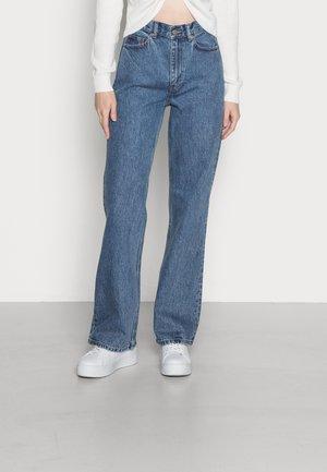ECHO - Straight leg jeans - mid retro