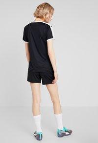 Puma - LIGA  - Sports shorts - black/white - 2