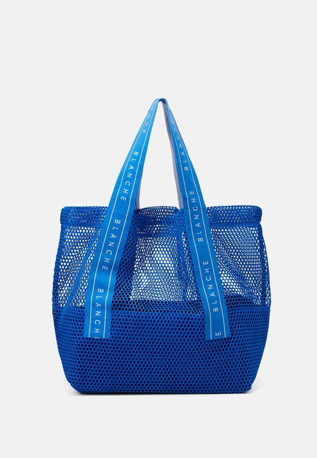 TOTE LOGO - Shopping Bag - daphne