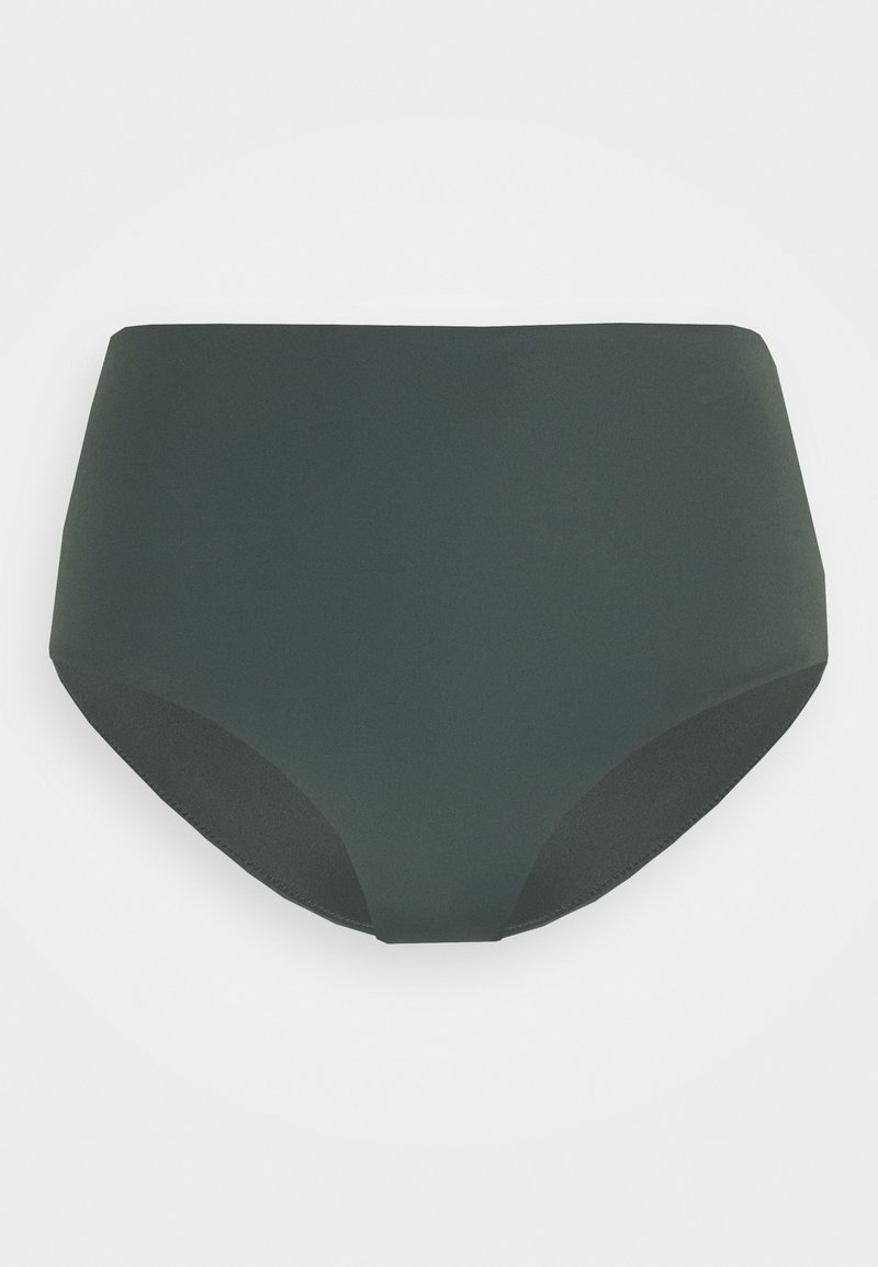 Weekday - AVA HIGHWAIST SWIM BOTTOM - Bikini bottoms - army green