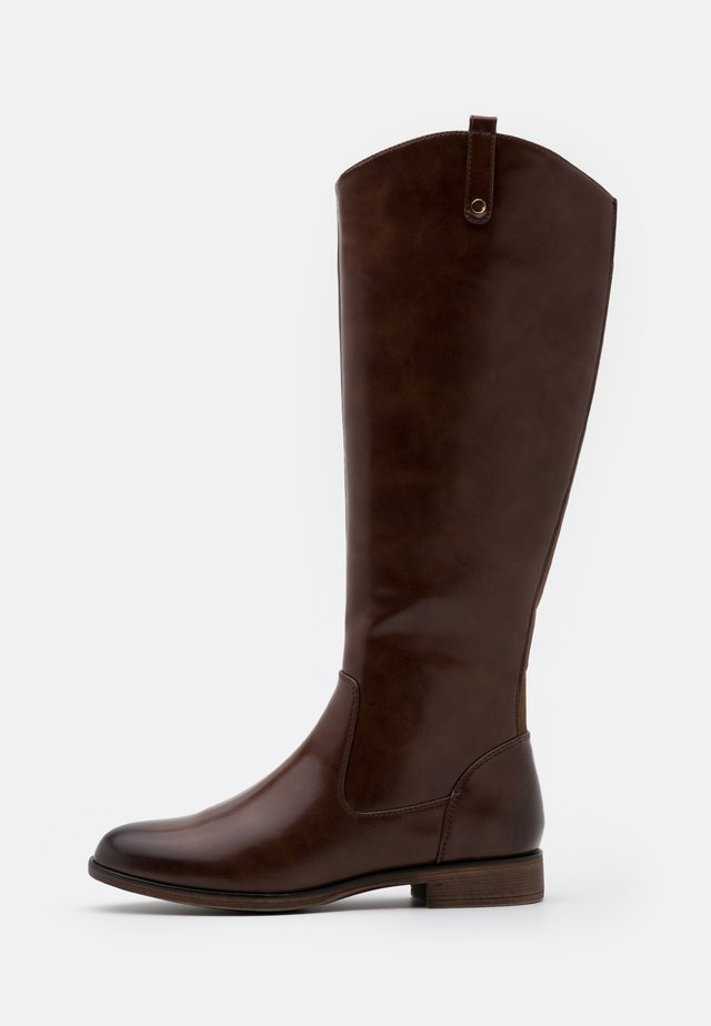 Stiefel - brown