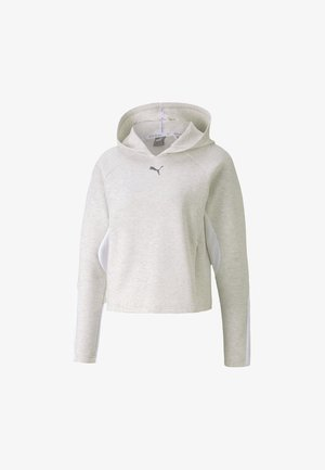 EVOSTRIPE - Hoodie - white heather