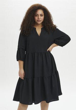 Day dress - black deep