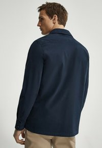 Massimo Dutti - Shirt - blue black denim - 2