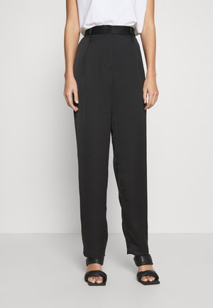 LAINEY TROUSERS - Trousers - black