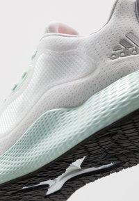 adidas Performance - EDGE RC 3 - Obuwie do biegania treningowe - dash grey/silver metallic/dash green - 5