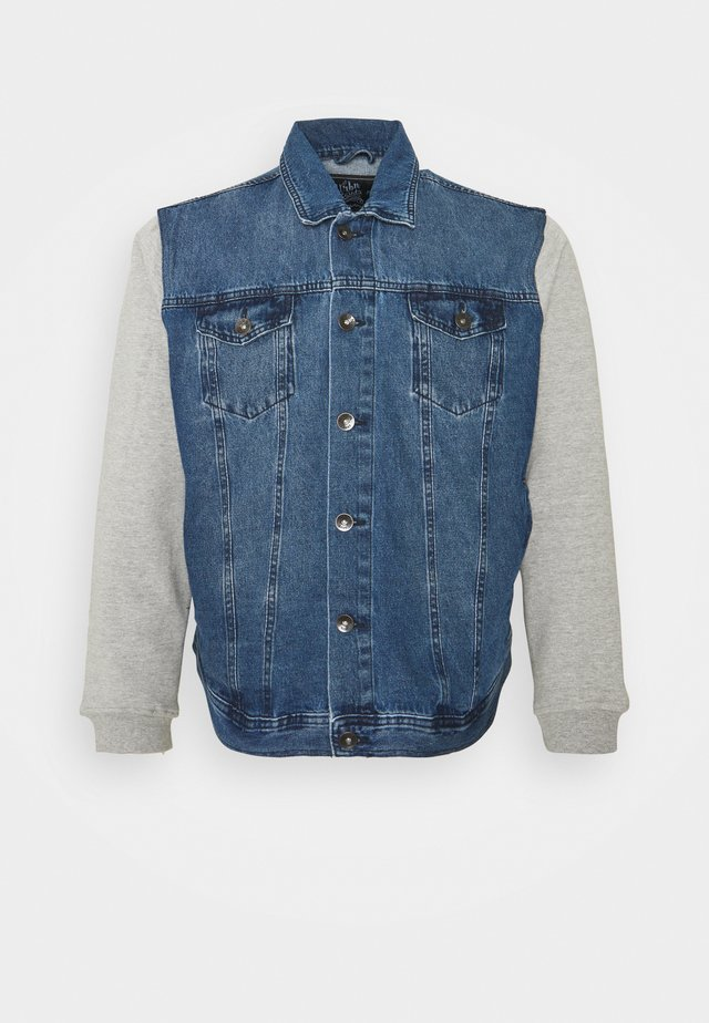 JAGUAR JACKET - Spijkerjas - light blue