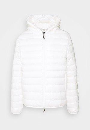 MARFAKDUE - Down jacket - bianco neve