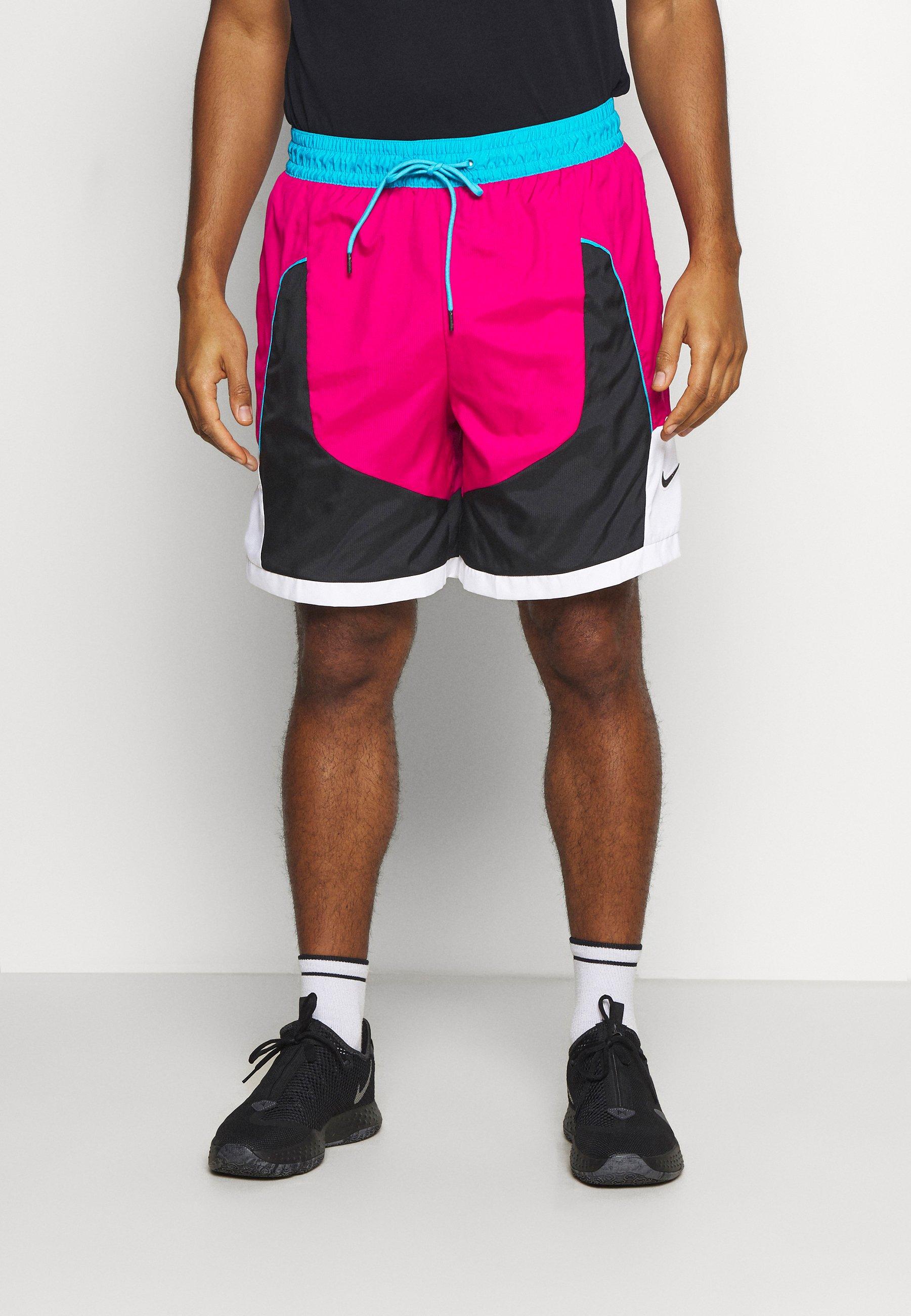 Men THROWBACK SHORT NARRATIVE - Sports shorts