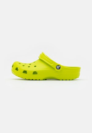 CLASSIC UNISEX - Badslippers - lime punch