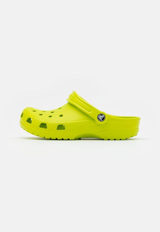 CLASSIC UNISEX - Sandali da bagno - lime punch