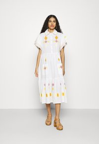 Stella Nova - RANYA - Shirt dress - ivory - 0