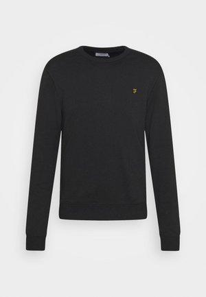 TIM CREW - Sweater - black