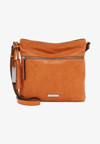 FRANZY - Across body bag - orange