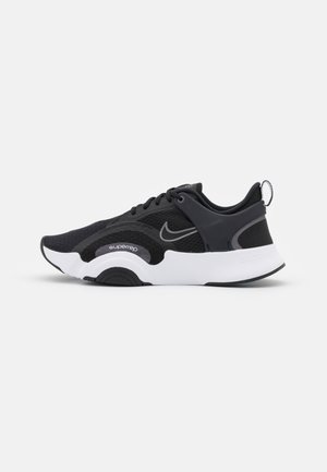 SUPERREP GO 2 - Sports shoes - black/metallic dark grey/white/black/pure platinum/dark obsidian