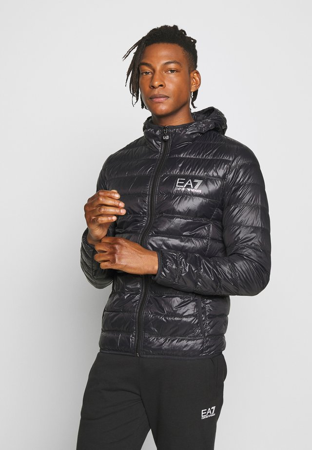 JACKET - Down jacket - black