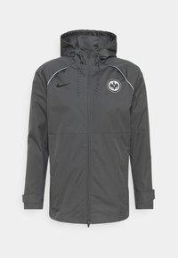 Nike Performance - EINTRACHT FRANKFURT - Club wear - iron grey/black - 0