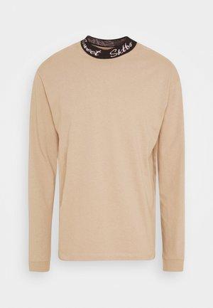 SWEET 90S LOOSE CUFF UNISEX - Långärmad tröja - ecru
